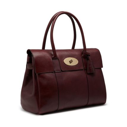Mulberry トートバッグ ▲▼2016新作▼▲Mulberry トートバッグ 上品 4色▲日本未入荷▲(3)