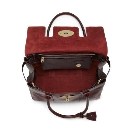 Mulberry トートバッグ ▲▼2016新作▼▲Mulberry トートバッグ 上品 4色▲日本未入荷▲(4)