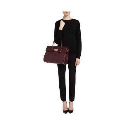 Mulberry トートバッグ ▲▼2016新作▼▲Mulberry トートバッグ 上品 4色▲日本未入荷▲(5)