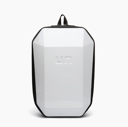 United Nude バックパック・リュック ★STEALTH BACKPACK L - White