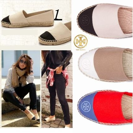 popular style time limited sale Tory Burch espadrille