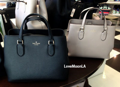 【新作】kate spade☆evangelie laurel way 2wayバッグ☆2色