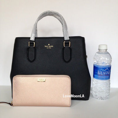 kate spade new york ハンドバッグ 【新作】kate spade☆evangelie laurel way 2wayバッグ☆2色(10)