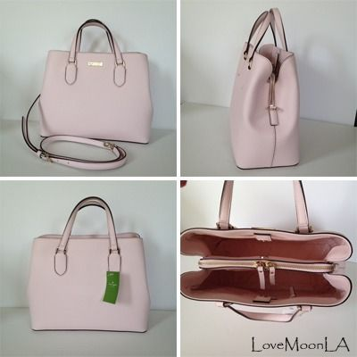 kate spade new york ハンドバッグ 【新作】kate spade☆evangelie laurel way 2wayバッグ☆2色(16)