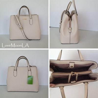 kate spade new york ハンドバッグ 【新作】kate spade☆evangelie laurel way 2wayバッグ☆2色(17)