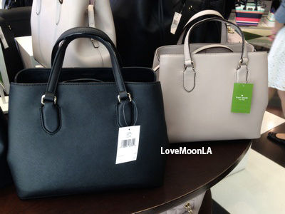 kate spade new york ハンドバッグ 【新作】kate spade☆evangelie laurel way 2wayバッグ☆2色(3)