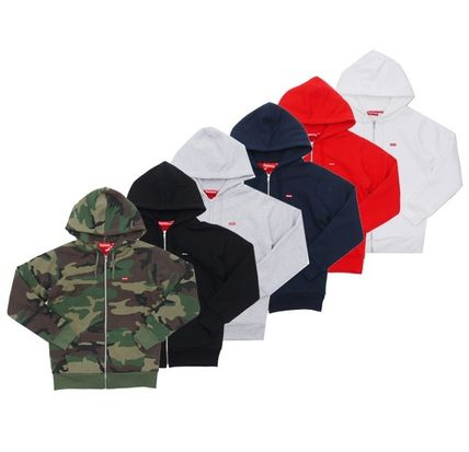 15FW★在庫有り★送料込★Supreme Small Box Thermal Sweat 6色