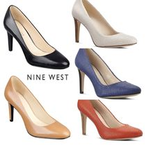 Sale★【Nine West】パンプス★HANDJIVE ROUND TOE PUMPS