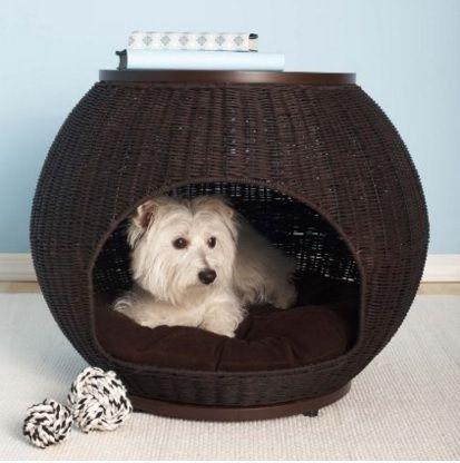 Dogs and cats both House side tables as also available