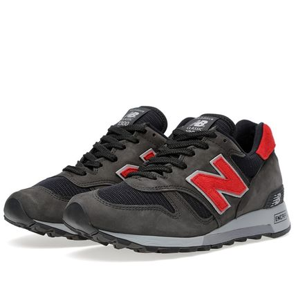 New Balance M1300BB - Made in the USA Charcoal & Red