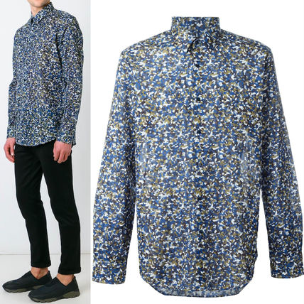 FE935 FENDI GRANITE PRINTED SHIRT