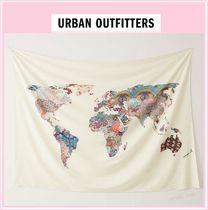 ★Urban Outfitters★ 人気!世界地図 タペストリー 追跡No付♪