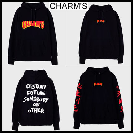 Charm 's パーカー CHARM'S X PINKPANTHER ?? ★ UNISEX