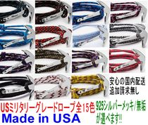 ☆Made in USA☆Miansai☆ハンドメイド ANCHOR ON ROPE 全15色!!