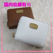 【国内発送】Michael Kors★JET SET TRAVEL ZA BIFOLD★財布