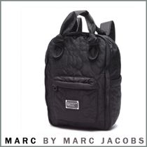 Sale!【Marc by Marc Jacobs】 ロゴ キルティング/M3PE043 送関