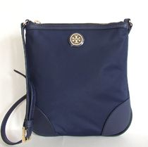 【1-2日到着】Tory Burch●DENA NYLON SWINGPACK●NORMANDY BLUE