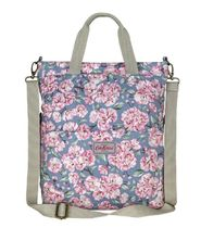 [Cath Kidston 正規品]  BLOSSOM BUNCH BLUE トートバッグ