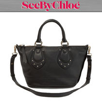 ★SALE★See by Chloe★JANIS SBC☆トートバッグ