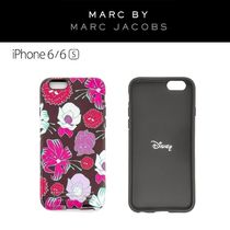 【iPhone6/6s】Marc by Marc Jacobs x Disney★フラワー☆