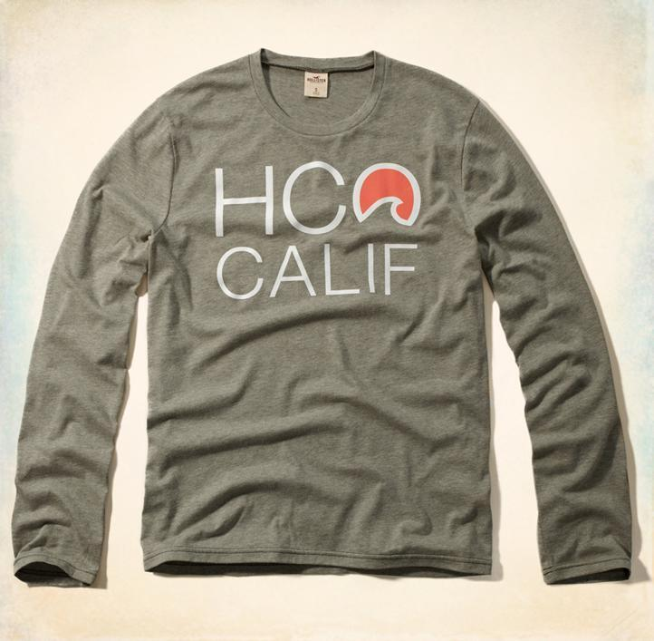 ★即発送★在庫あり★Hollister★Laguna Hills Graphic Tee★