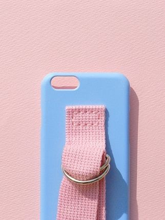 SECOND UNIQUE NAME スマホケース・テックアクセサリー (SECOND UNIQUE NAME) SUN CASE LIGHT BLUE LIGHT PINK (2)