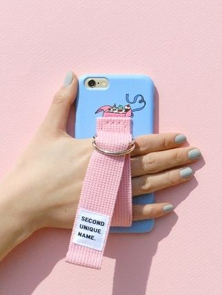 SECOND UNIQUE NAME スマホケース・テックアクセサリー (SECOND UNIQUE NAME) SUN CASE LIGHT BLUE LIGHT PINK (7)