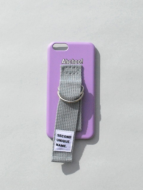 (SECOND UNIQUE NAME) SUN CASE LIGHT PURPLE LIGHT GRAY
