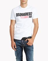 【関税負担】 DSQUARED2 16SS TECHNO JAPAN/ROUND/WHITE