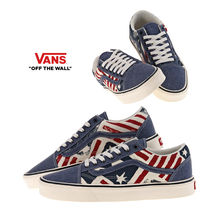 VANS☆OLD SKOOL LITE PLUS★デニム風★兼用★22~29cm