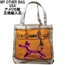 My Other Bag セレブ AUDREY エコ トートバッグ  正規品  即納