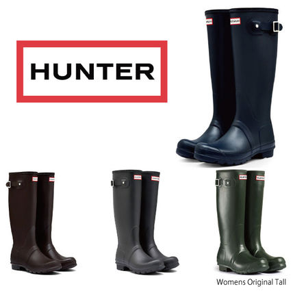 HUNTER シューズ・サンダルその他 【2016 SS】【Hunter】Original Tall Rain Boot[WFT1000RMA]