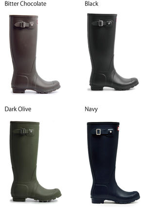 HUNTER シューズ・サンダルその他 【2016 SS】【Hunter】Original Tall Rain Boot[WFT1000RMA](2)