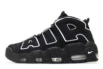 【レア NIKE】Air More Uptempo Black White 414962-002