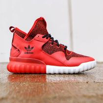 【送料無料】 ADIDAS MEN TUBULAR X (RED / CORE BLACK)