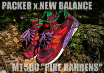 "[PACKER x NEW BALANCE]MT580 ""PINE BARRENS""【送料込】"