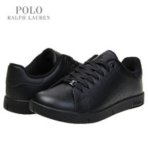 POLO正規品★WILTON BLACK LEATHER★数量限定