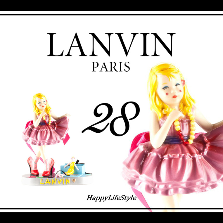 CUTE♪◆MISS LANVIN 28 PORCELAIN DOLL ♪