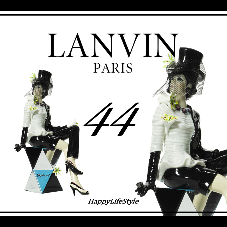 クール♪◆MISS LANVIN 44 PORCELAIN DOLL ♪