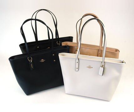 Coach トートバッグ 【即発◆3-5日着】COACH◆CRSGR CITY ZIP TOTE◆F36875◆F37785