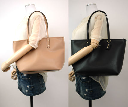 Coach トートバッグ 【即発◆3-5日着】COACH◆CRSGR CITY ZIP TOTE◆F36875◆F37785(12)