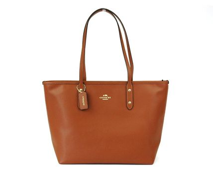 Coach トートバッグ 【即発◆3-5日着】COACH◆CRSGR CITY ZIP TOTE◆F36875◆F37785(13)