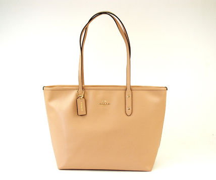 Coach トートバッグ 【即発◆3-5日着】COACH◆CRSGR CITY ZIP TOTE◆F36875◆F37785(15)