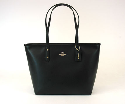 Coach トートバッグ 【即発◆3-5日着】COACH◆CRSGR CITY ZIP TOTE◆F36875◆F37785(2)