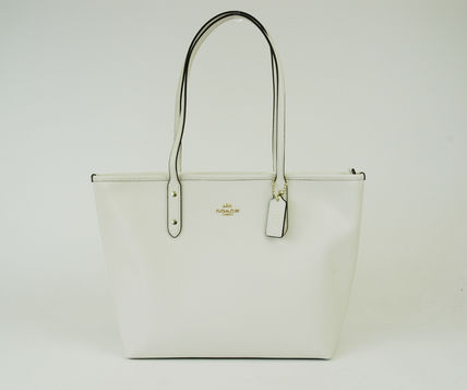 Coach トートバッグ 【即発◆3-5日着】COACH◆CRSGR CITY ZIP TOTE◆F36875◆F37785(6)