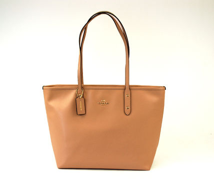 Coach トートバッグ 【即発◆3-5日着】COACH◆CRSGR CITY ZIP TOTE◆F36875◆F37785(8)