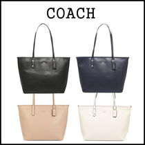 【即発★3-5日着】COACH★CRSGR CITY ZIP TOTE★F36875★F37785