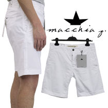 Macchia J  ハーフパンツ DANDY SHORT-P GABARD 01