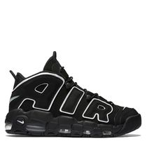 SS16 NIKE AIR MORE UPTEMPO OG BLACK WHITE MEN'S 送料無料