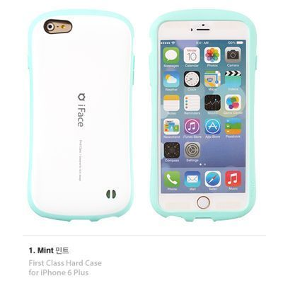 ★iFace正規品★Pastel(First Class)iPhone6/6S plus ケース